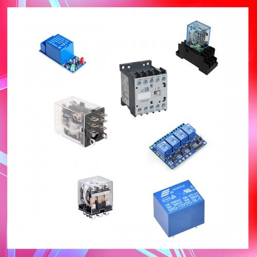 Switching Devices (Relay, others)